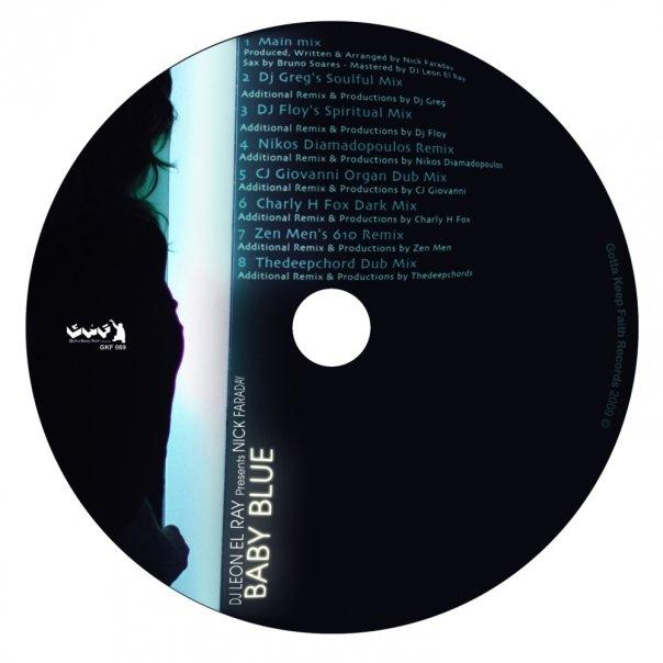 Leon El Ray – Baby Blue (Charly H. Fox Dark Remix)