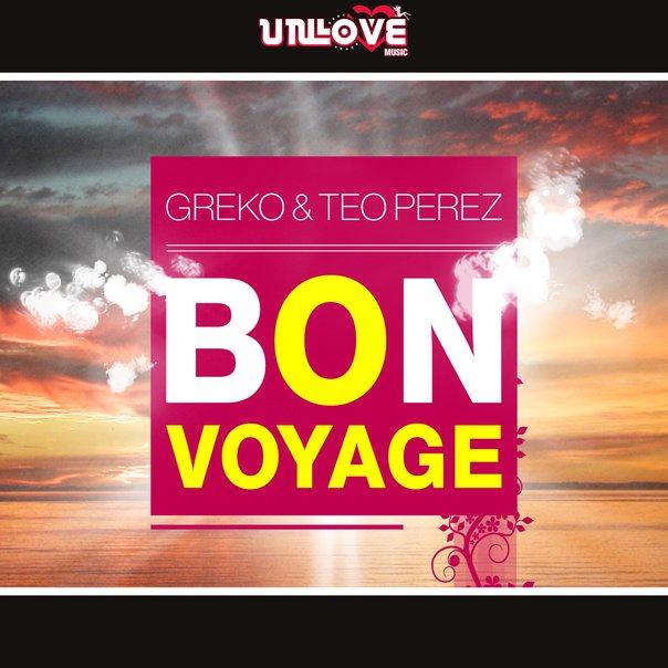Greko & Teo Perez – Bon Voyage (Charly H. Fox Remix)